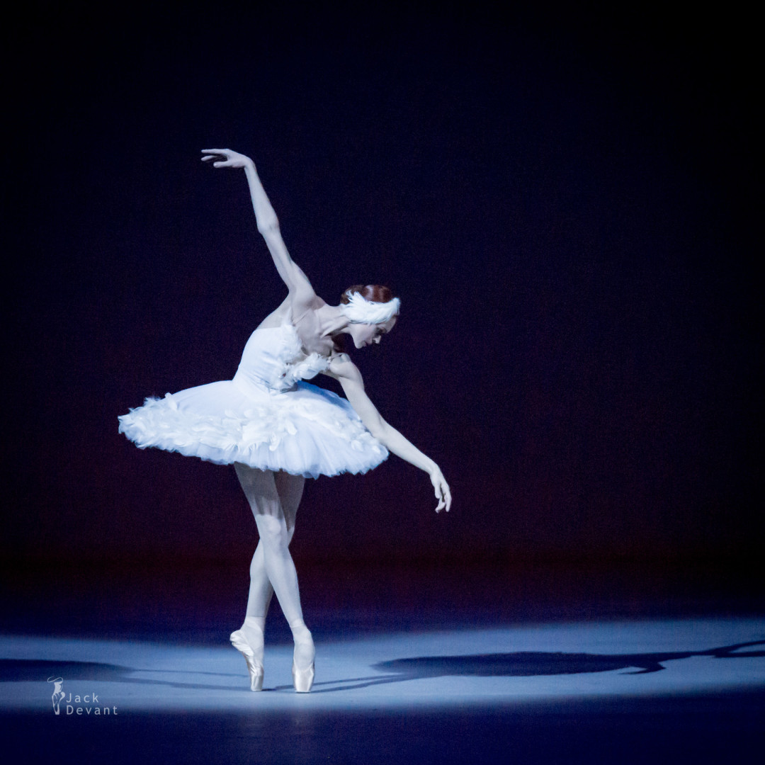 Ulyana Lopatkina in The Dying Swan, music by Camille Saint-Saëns