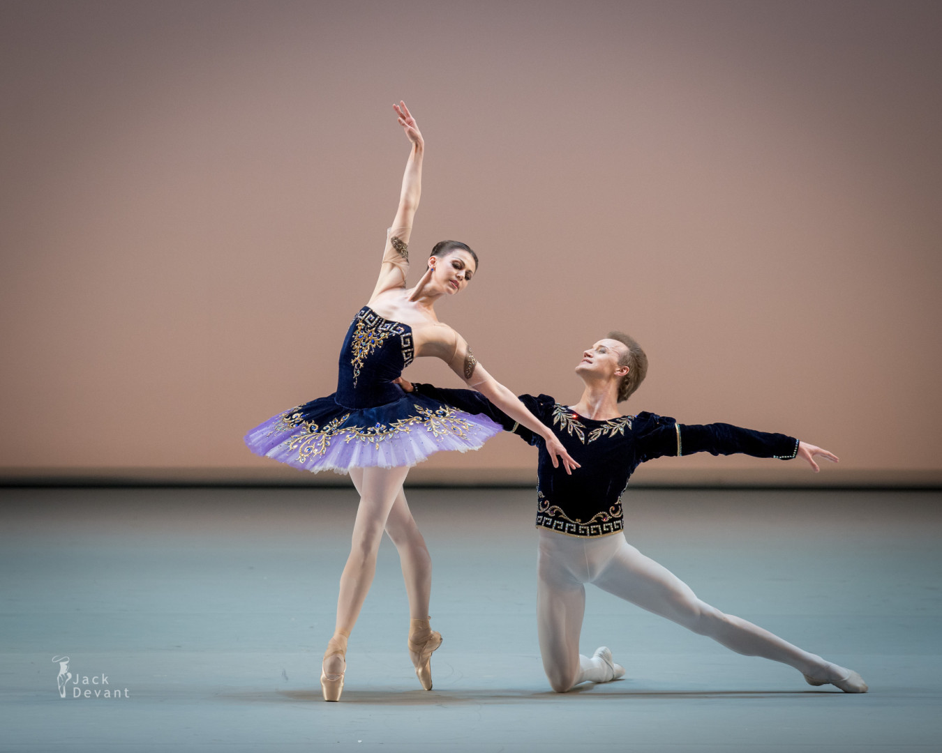 Anastasia Matvienko and Denis Matvienko in Grand Pas Classique