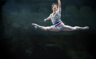 Ivan Vasiliev in The Flames of Paris