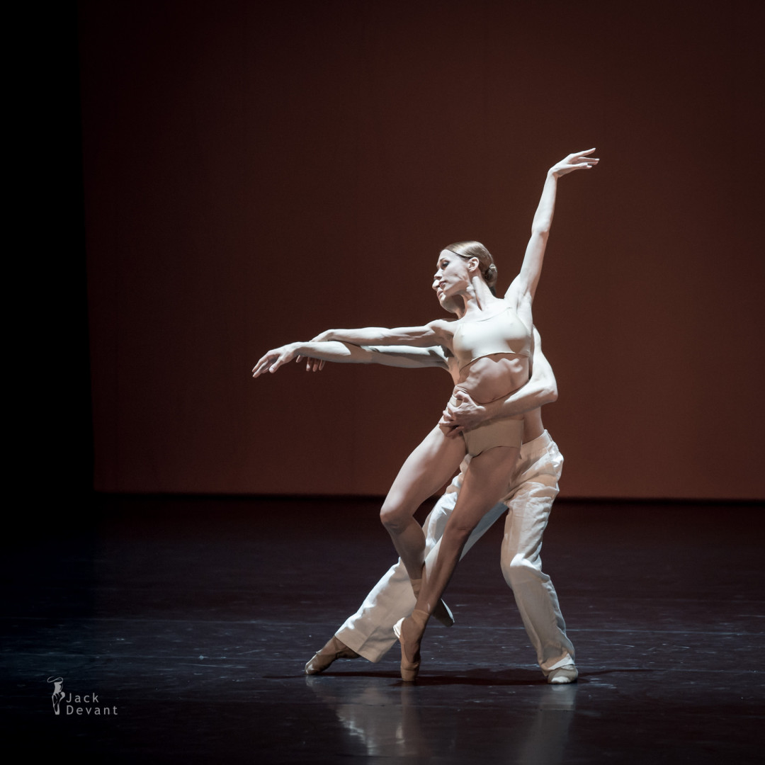 Iana Salenko and Dinu Tamazlacaru in Spirit pdd