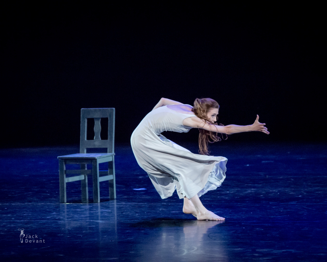 Svetlana Zakharova in Revelation