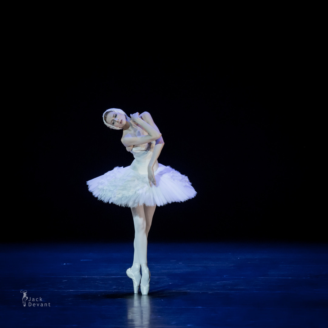 Svetlana Zakharova in The Dying Swan