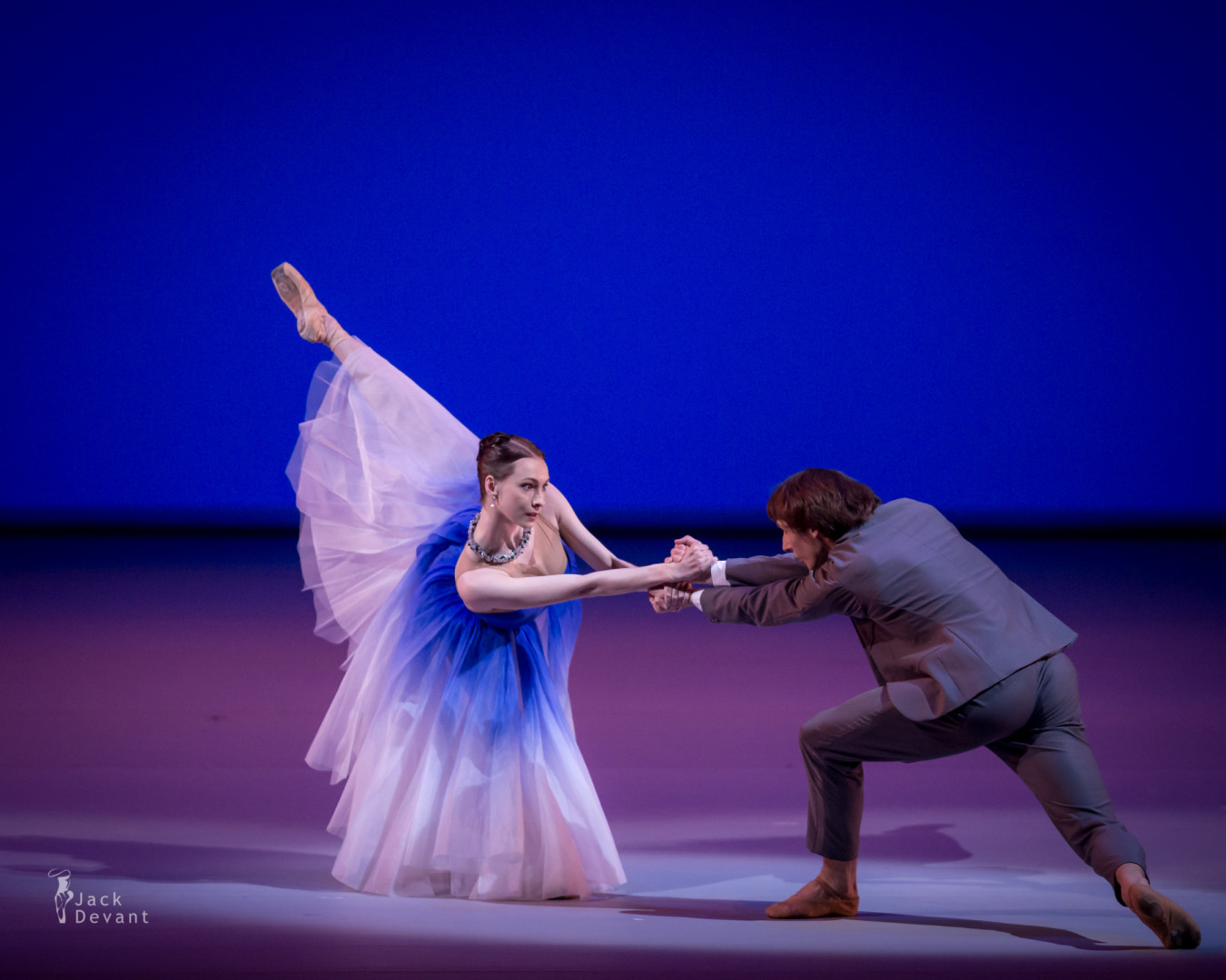 Benois de la Dance 2015 Gala Olga Smirnova and Semyon Chudin in the Taming of the Shrew