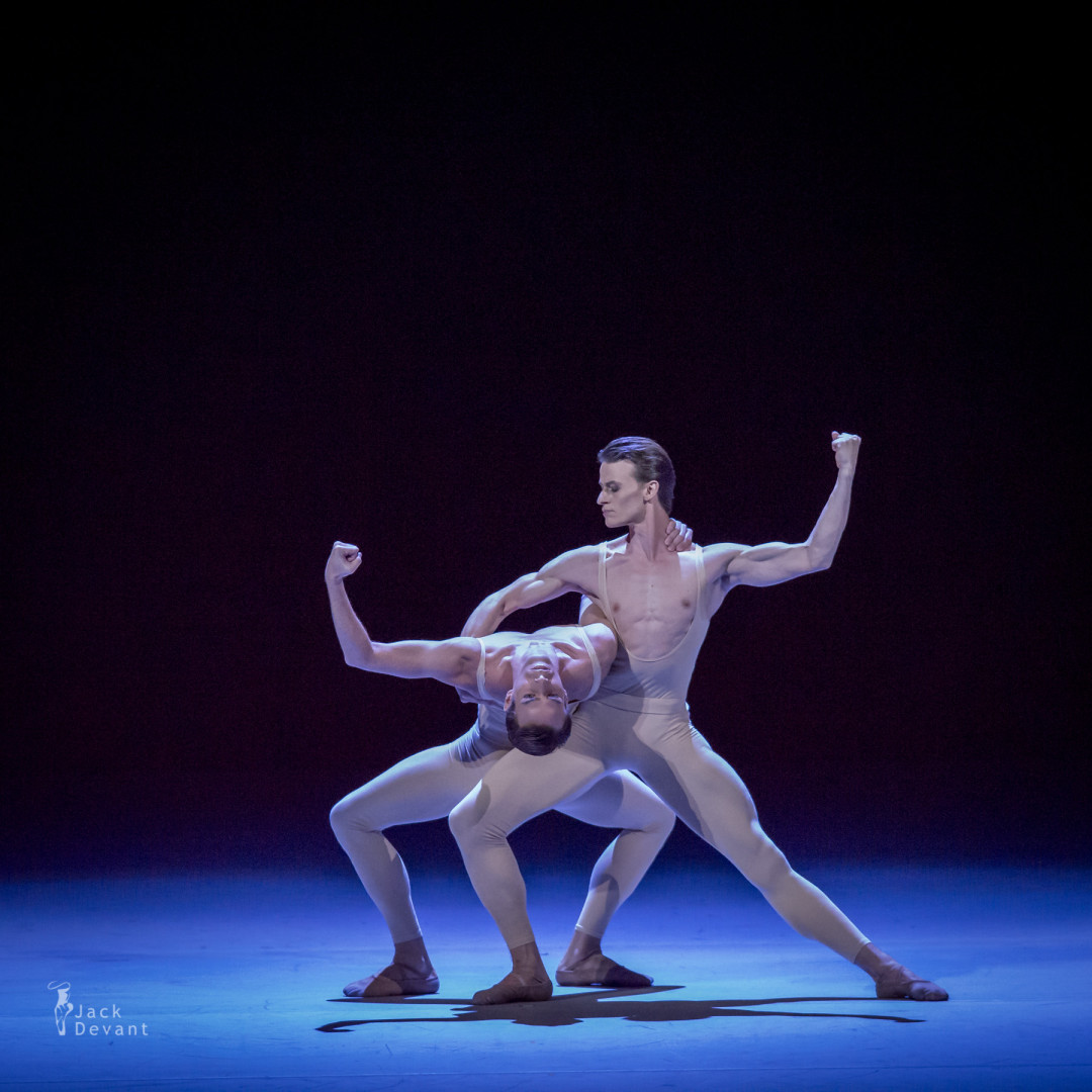 Benois de la Dance 2015 Gala Marian Walter and Rainer Krenstetter in Proust, ou Les intermittences du coeur