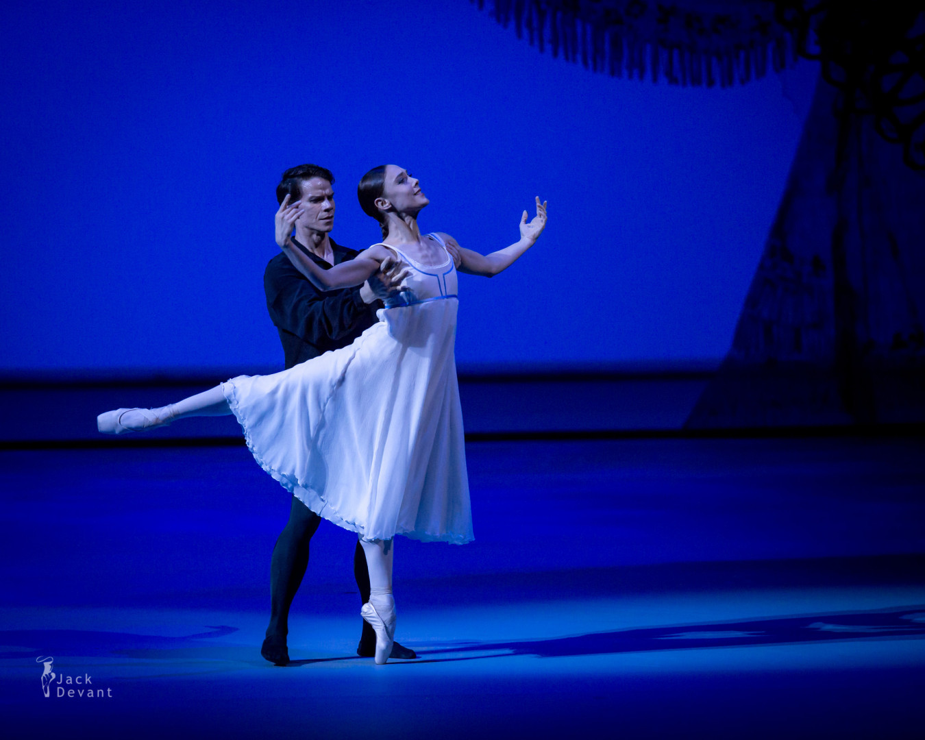 Benois de la Dance 2015 Gala Yolanda Correa and Joel Carreno in Onegin