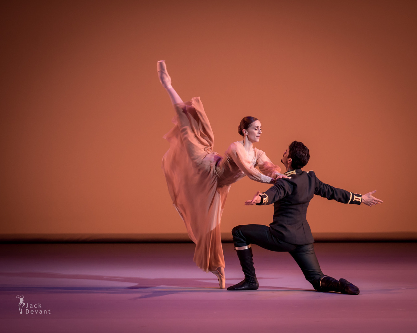 Benois de la Dance 2015 Gala Marianela Nunez and Thiago Soares in Winter Tales