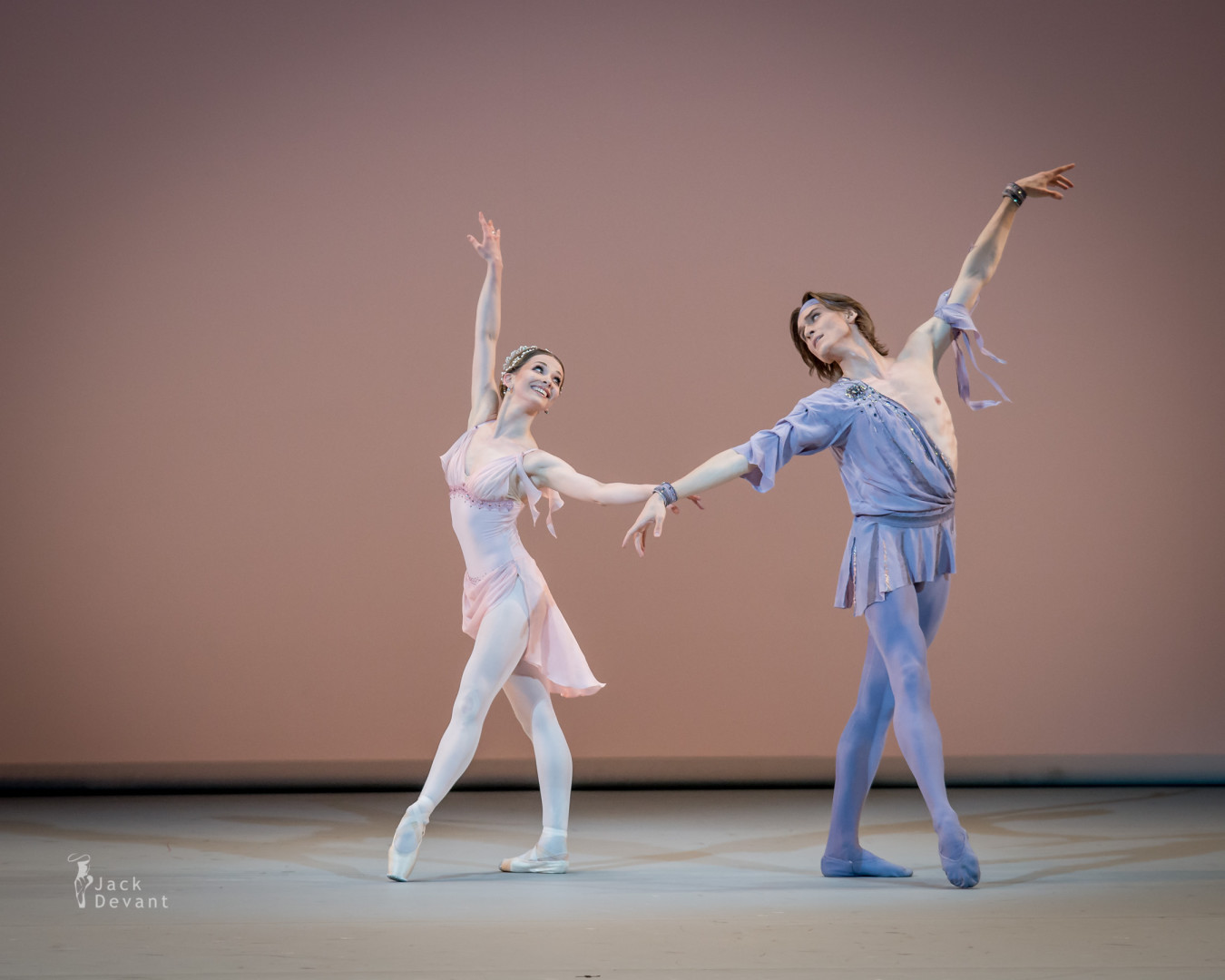 Evgenia Obraztsova and Denis Rodkin in The Talisman
