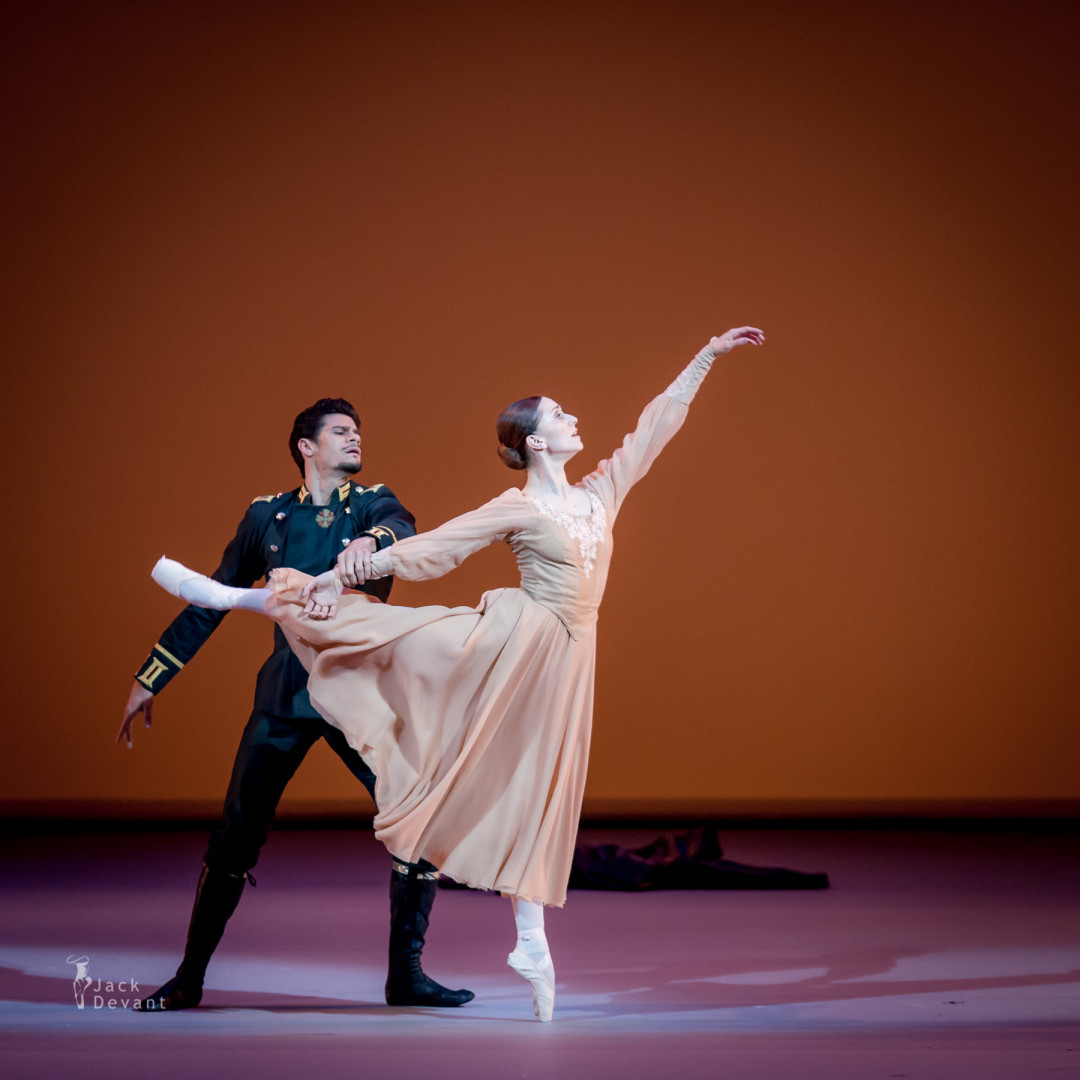 Marianela Núñez and Thiago Soares in Winter Dreams