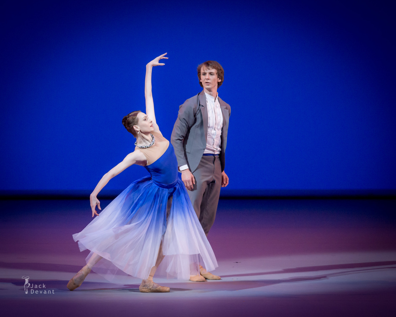Olga Smirnova and Semyon Chudin in the Taming of the Shrew