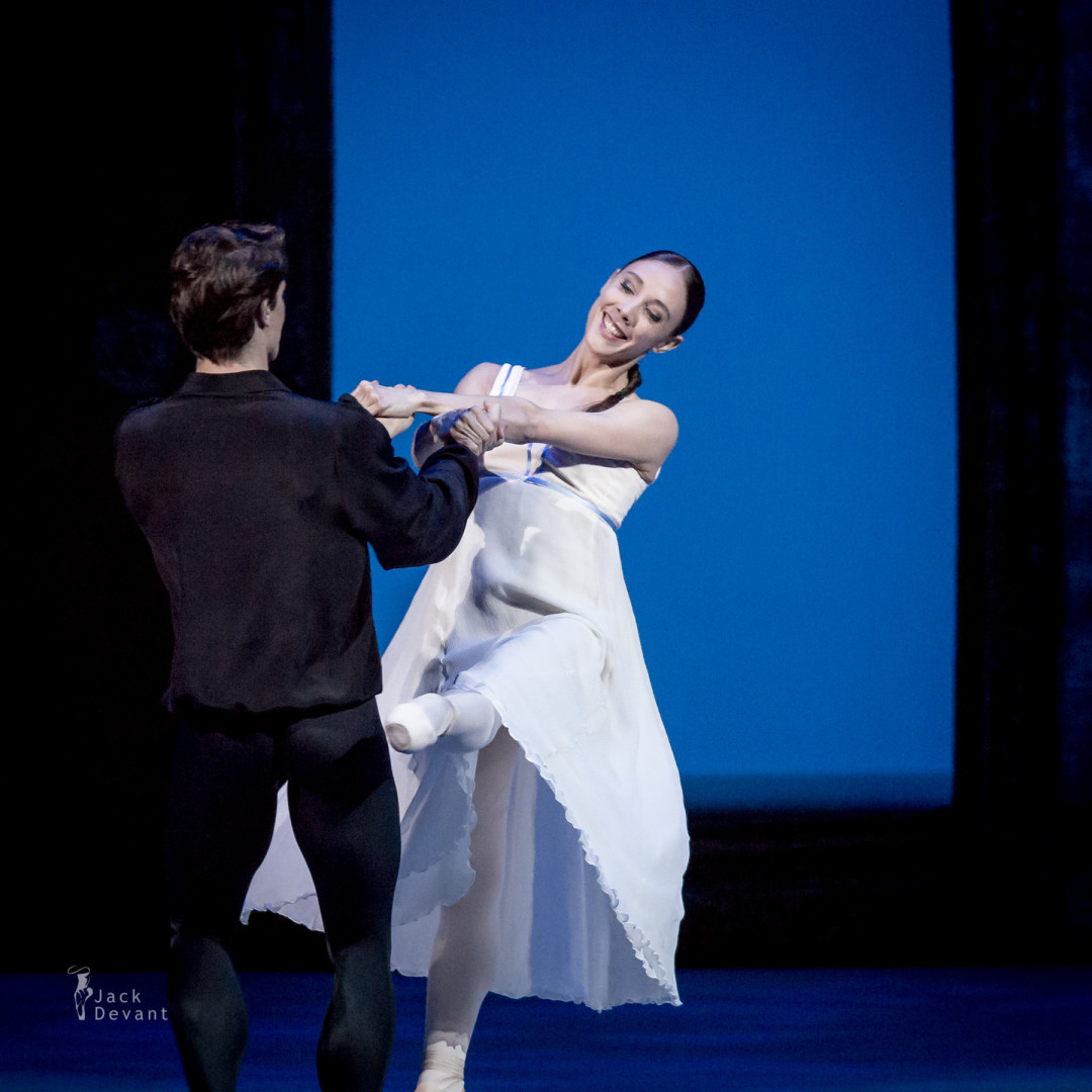 Yolanda Correa and Joel Carreno in Onegin