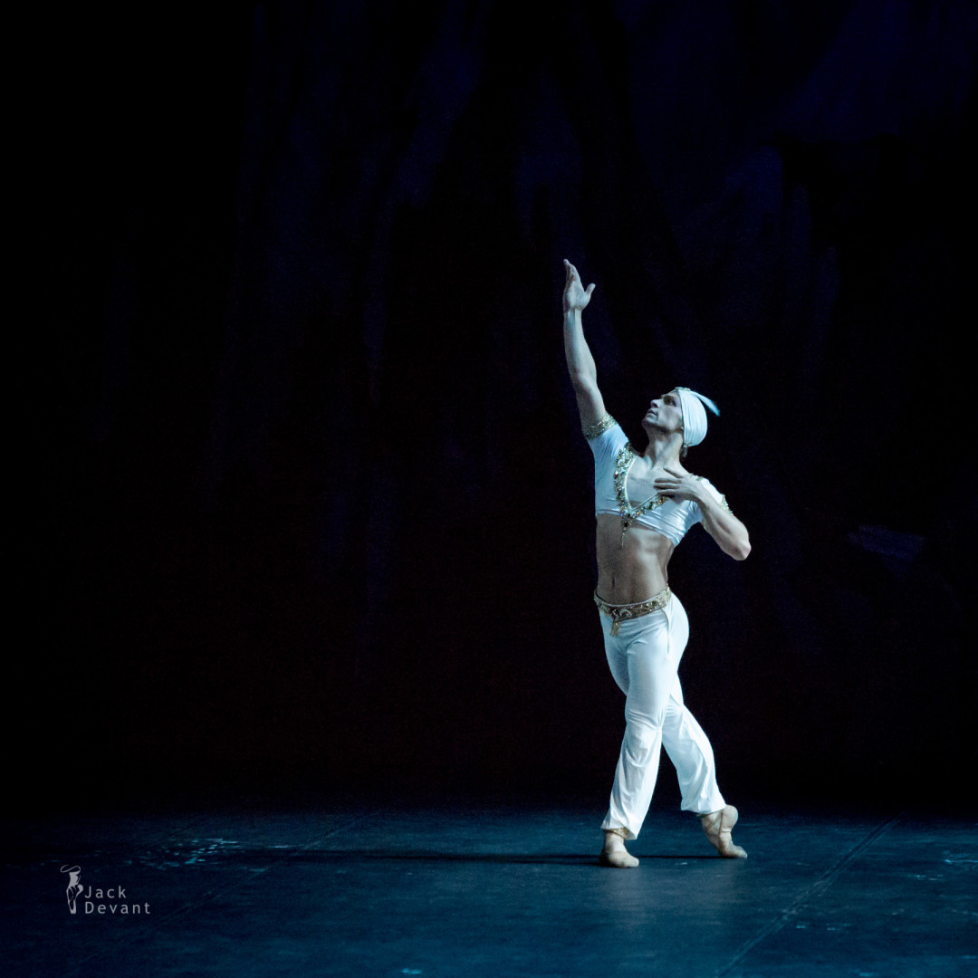 Ivan Vasiliev as Solor in La Bayadere