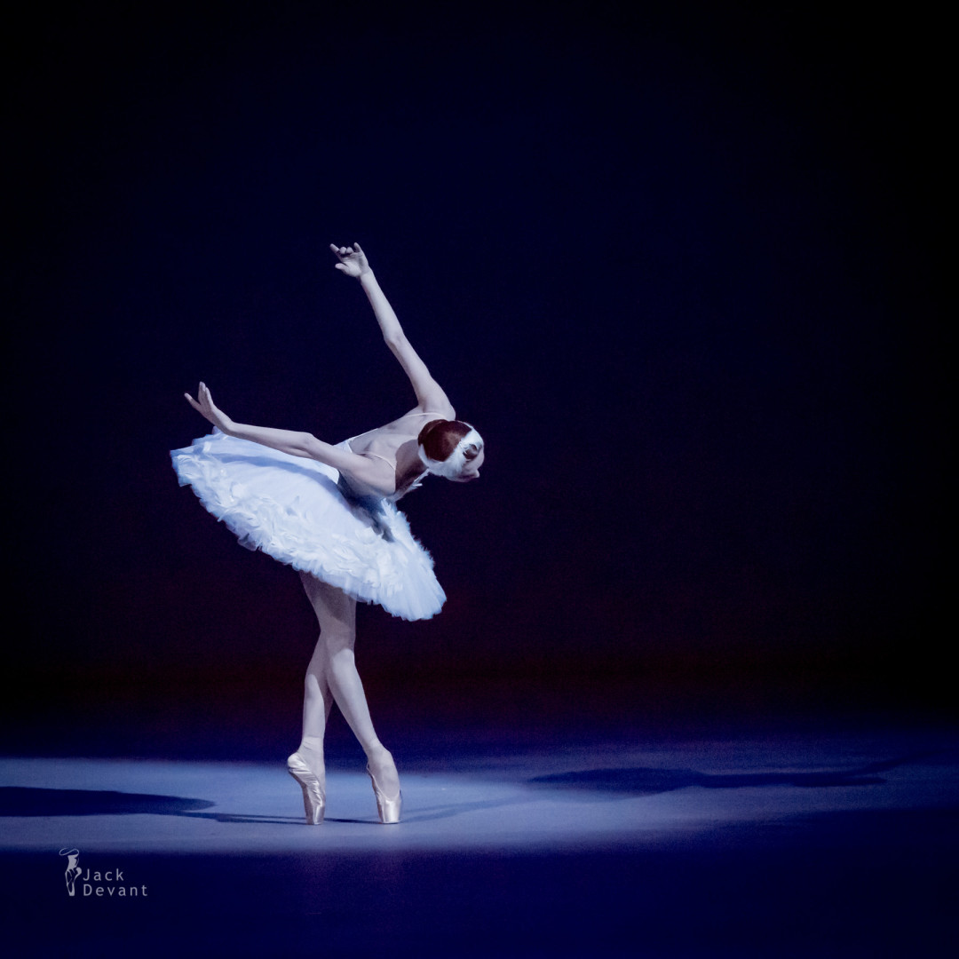 Uliana Lopatkina in The Dying Swan