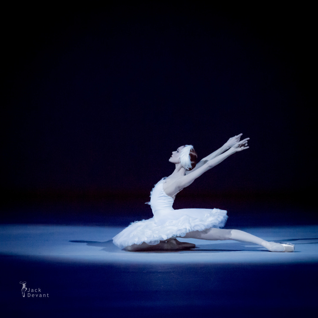 Ulyana Lopatkina in The Dying Swan
