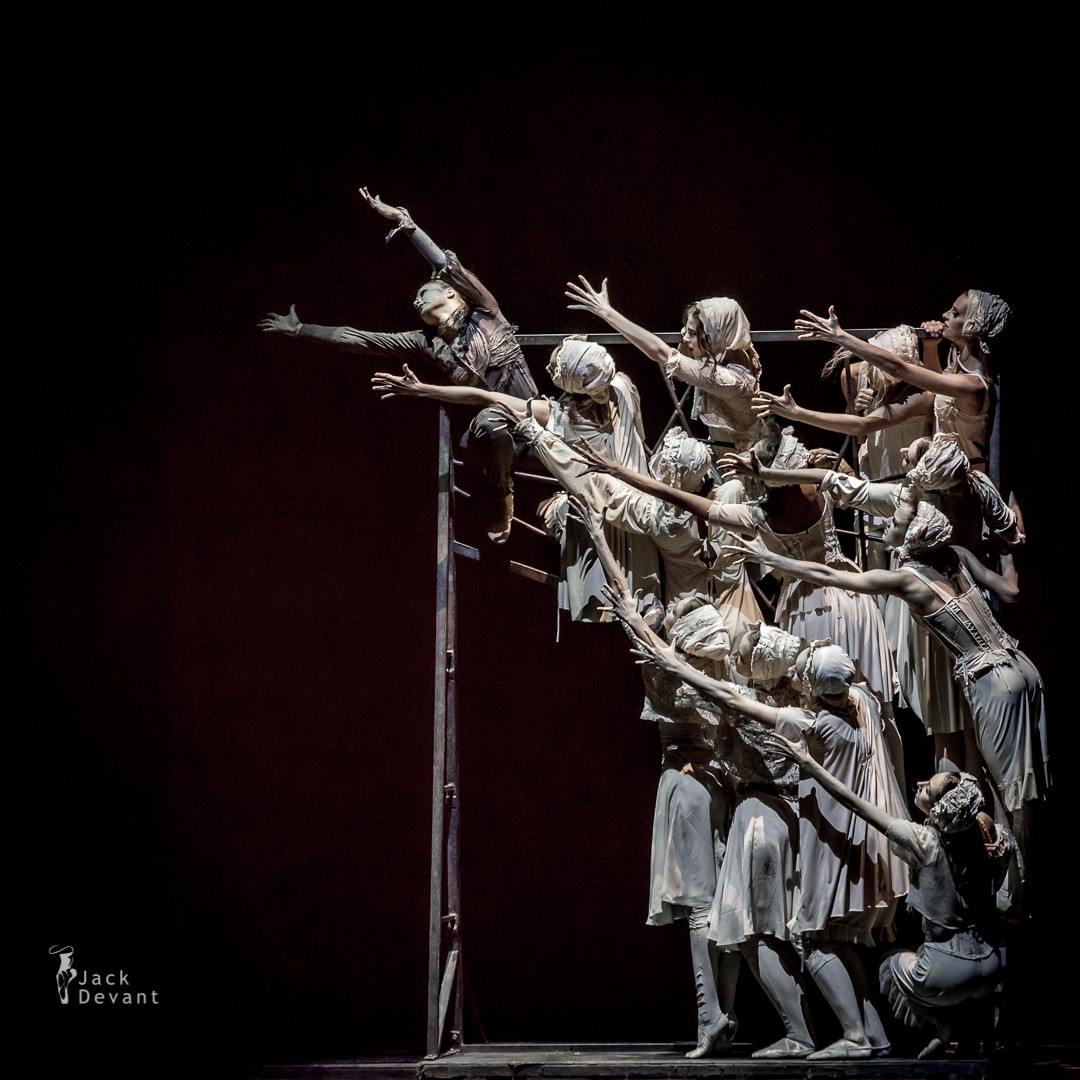 Act 2 photos from Rodin by Eifman Ballet