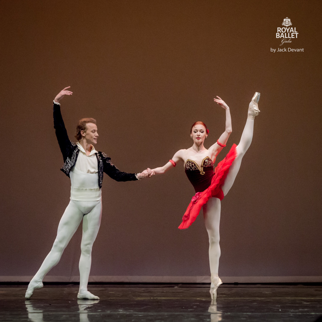 Denis Matvienko and Elena Evseeva in Don Quixote