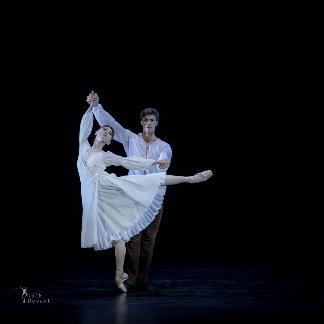 Mizuka Ueno and Roberto Bolle in L'Arlesienne