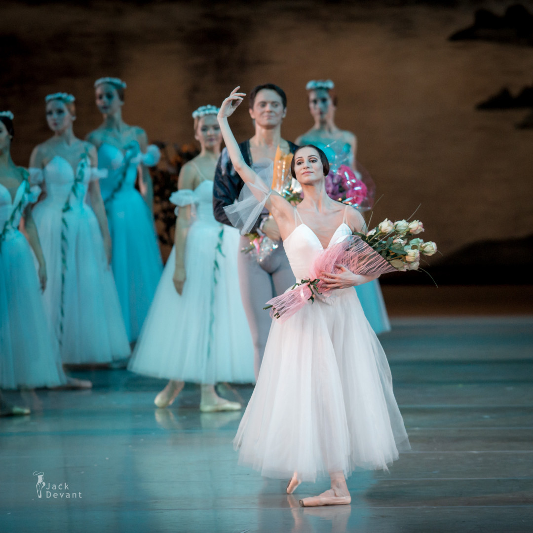 Oxana Skoryk final bow gidelle