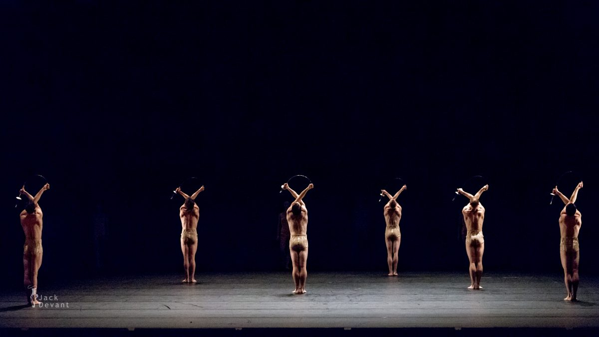 critical analysis of jiri kylian's choreographic This year the works of choreographer jiří kylián were celebrated  to find their  own meaning but more important was just to feel the emotion.