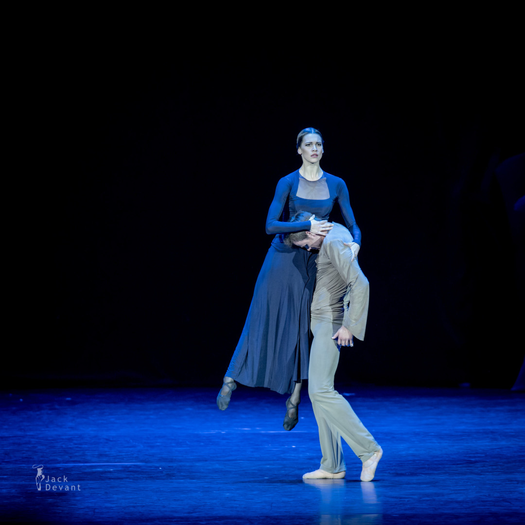 Eifman ballet in Requiem