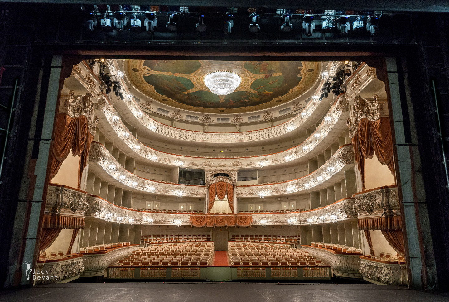 The Mikhailovsky Theatre