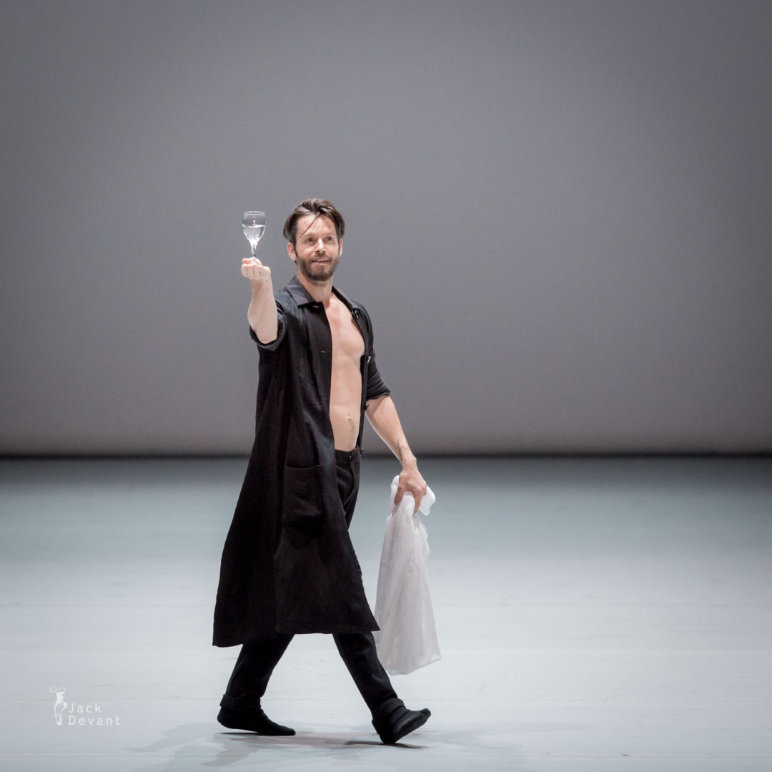Alexander Ekman in Thoughts at the Bolshoi