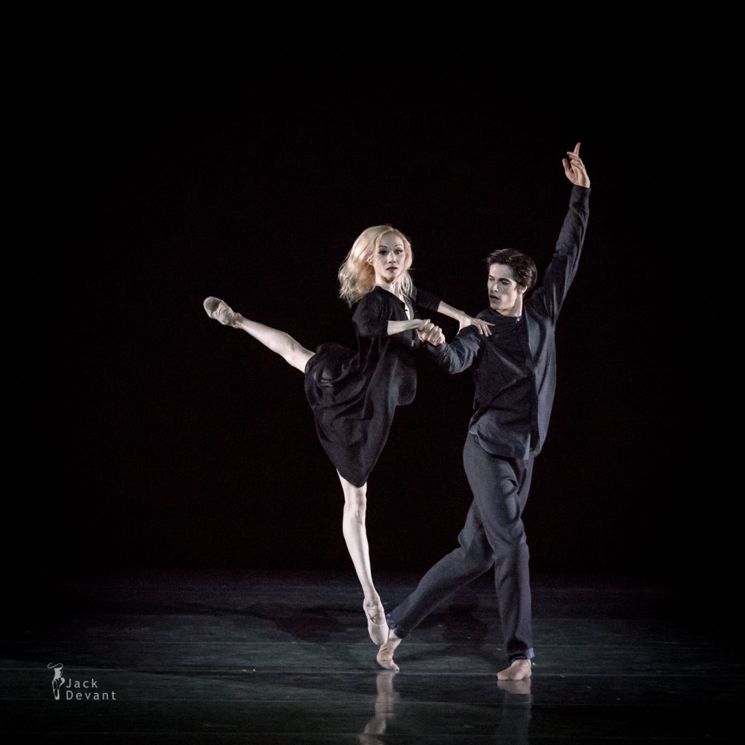 Jack Devant La nuit sacheve Mariinsky-112 Svetlana Ivanova (Rus. Светлана Иванова) and Timur Askerov (Rus. Тимур Аскеров)