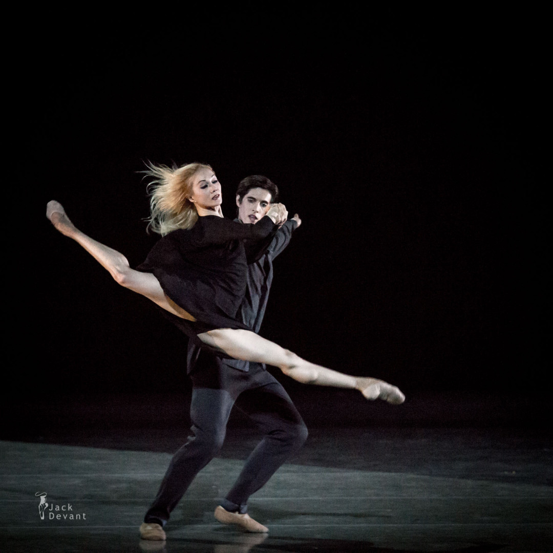 Jack Devant La nuit sacheve Mariinsky-113 Svetlana Ivanova (Rus. Светлана Иванова) and Timur Askerov (Rus. Тимур Аскеров)
