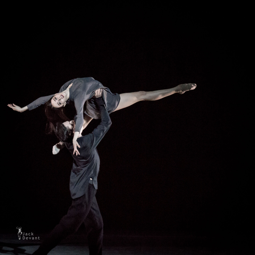 Jack Devant La nuit sacheve Mariinsky-115 Nadezhda Batoeva (Rus. Надежда Батоева) and Xander Parish