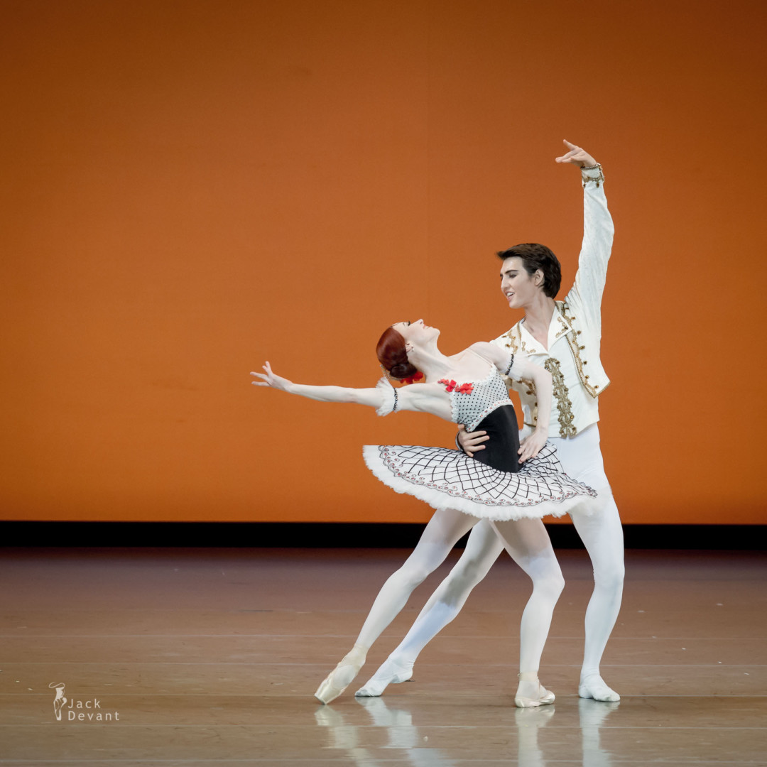 Mariinsky Ballet Gala 10.5.2016 Don Quixote pas de deux by Elena Yevseyeva (Rus. Елена Евсеева) and Ernest Latypov (Rus. Эрнест Латыпов)
