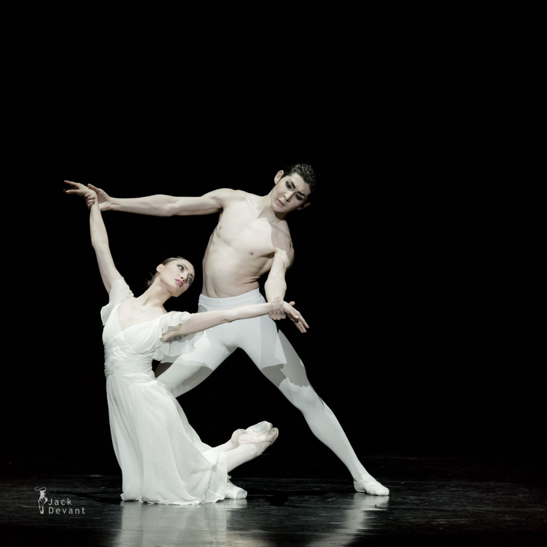 Anastasia Zaklinskaya Анастасия Заклинская and Zhanibek Akhmediev Жанибек Ахмадиев in Leda and Swan