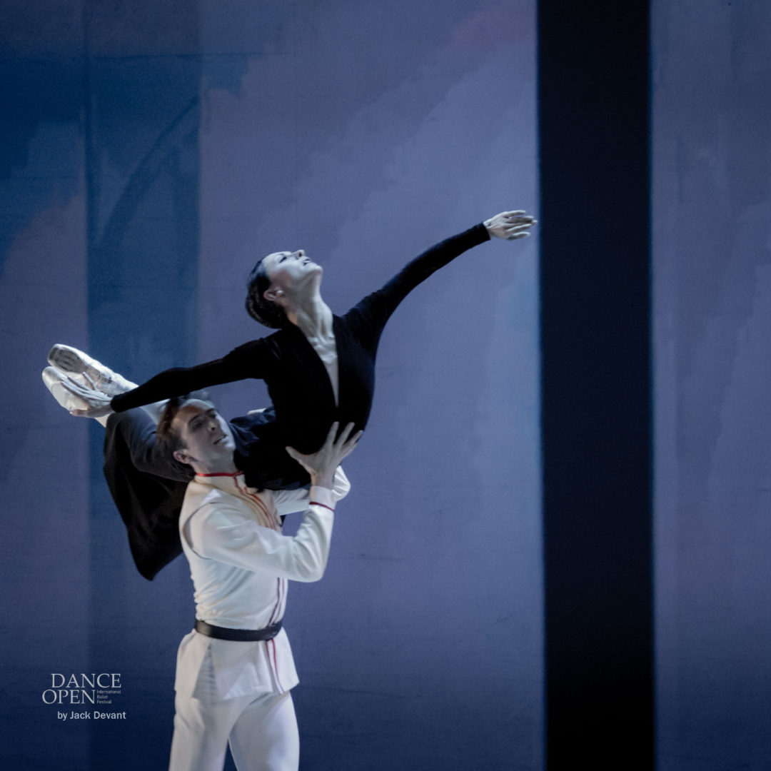 Anna Tsygankova and Artur Shesterikov in the Duet from Mata Hari