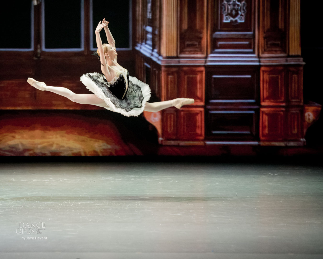 Iana Salenko grand jete