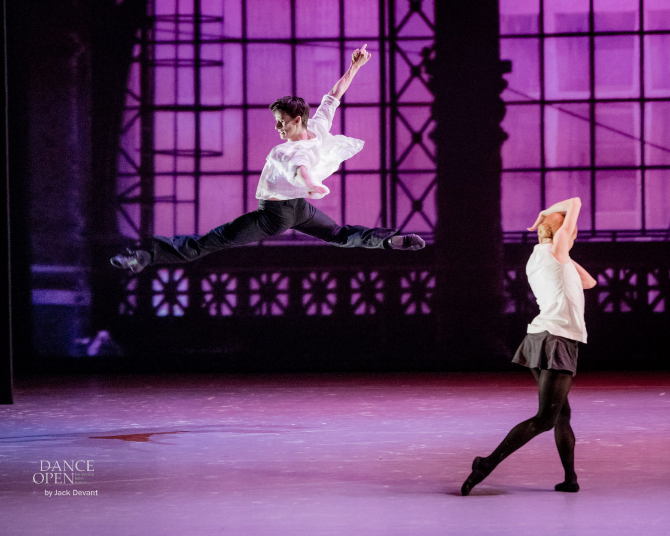 Iana Salenko and Marian Walter in Not Any More by Raimondo Rebeck