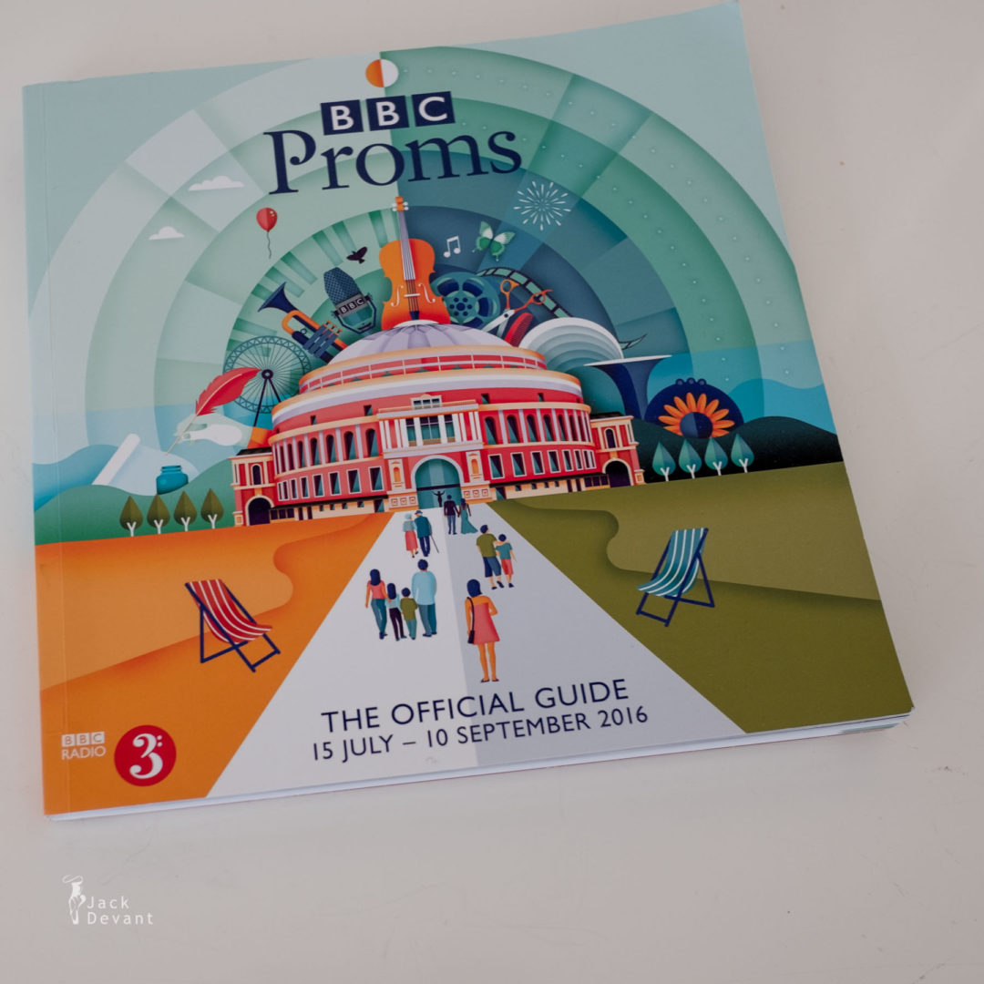 BBC Proms cover