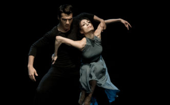 Marta Navasardyan and Evgeni Dokoukine in Sharps and Flats