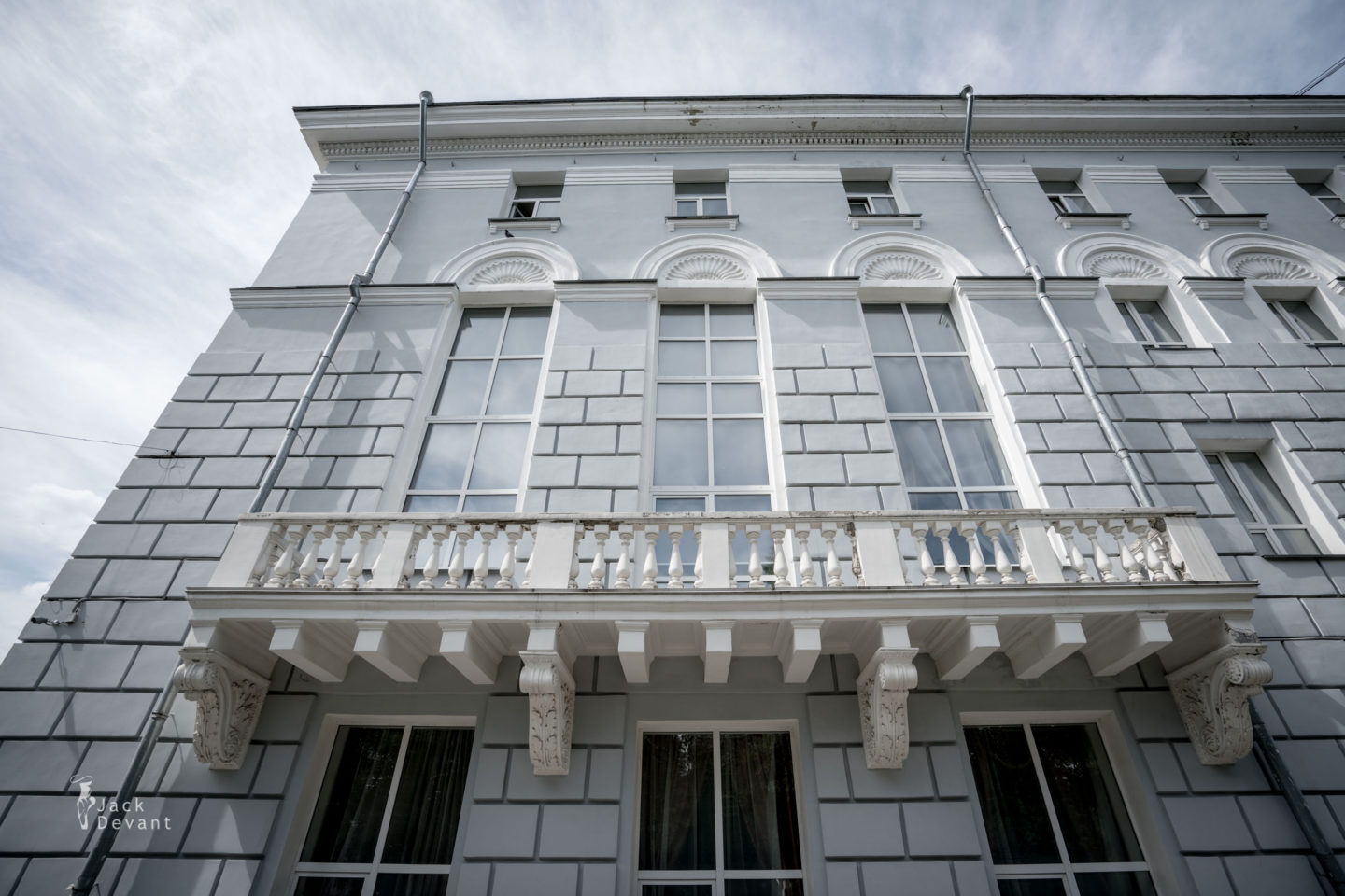 Perm Opera and Ballet Theatre side Balcony