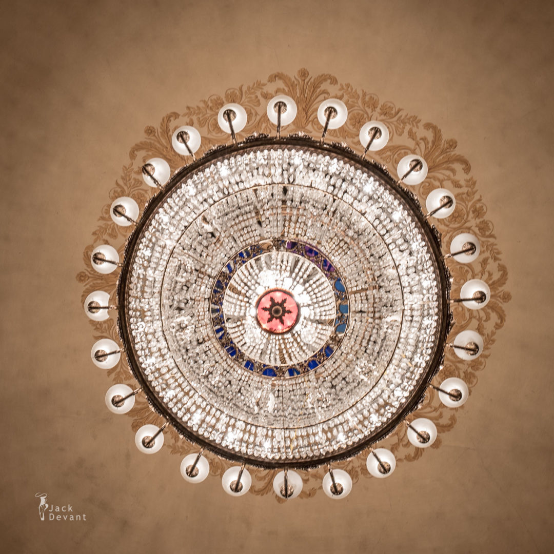 Perm Opera and Ballet Theatre Main Chandelier