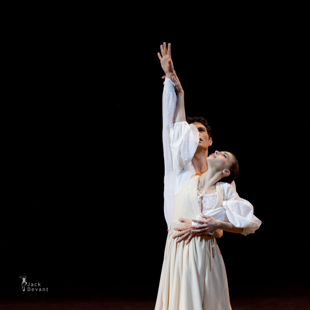 Rebecca Bianchi and Alessandro Riga in L'Arlésienne