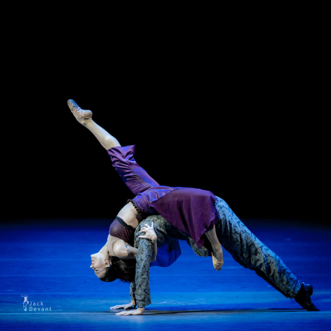 Sol Rourich and Ruben Rodriguez in Tempest