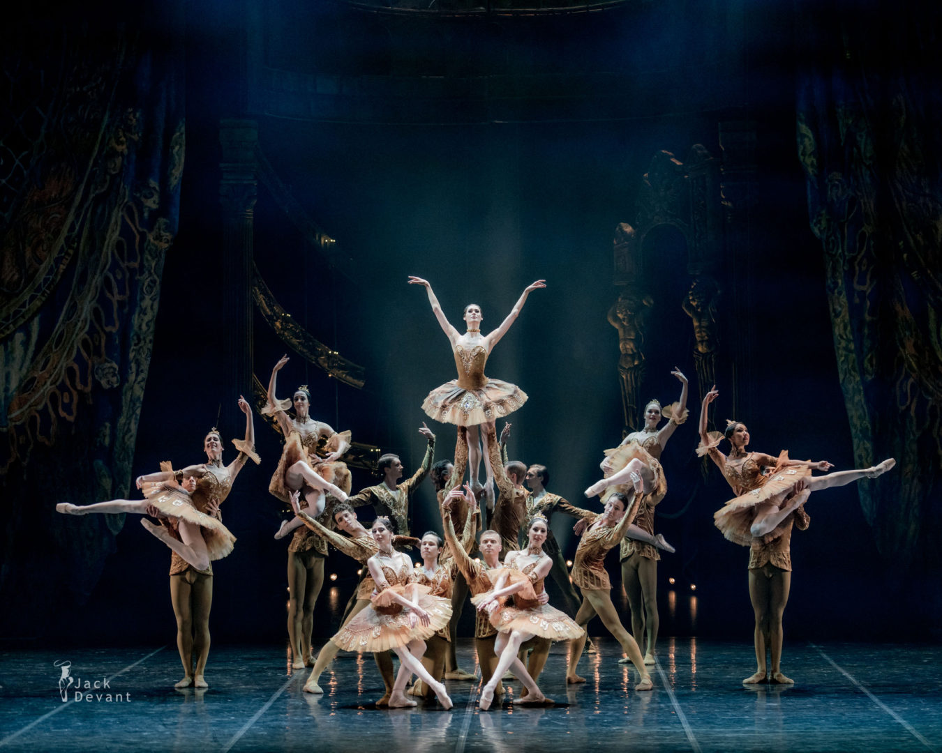 Red Giselle Eifman Ballet