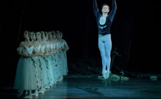 Natalia Osipova and Sergei Polunin in Giselle