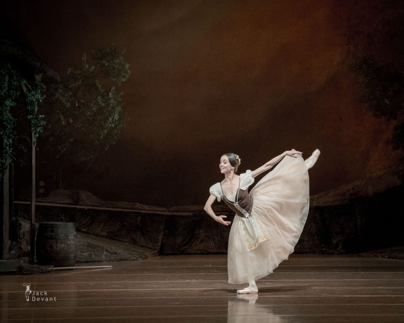 Maria Shirinkina as Giselle