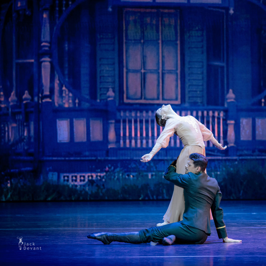 Marianela Nunez and Thiago Soares in Winter Dreams