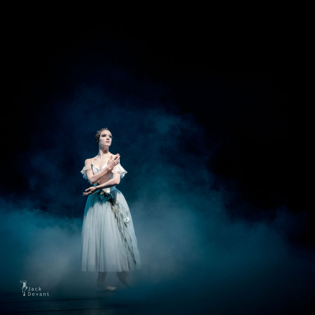 Prisca Zeisel in Giselle