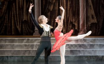 Oksana Kardash and Dmitry Sobolevsky in Don Quixote grand PDD