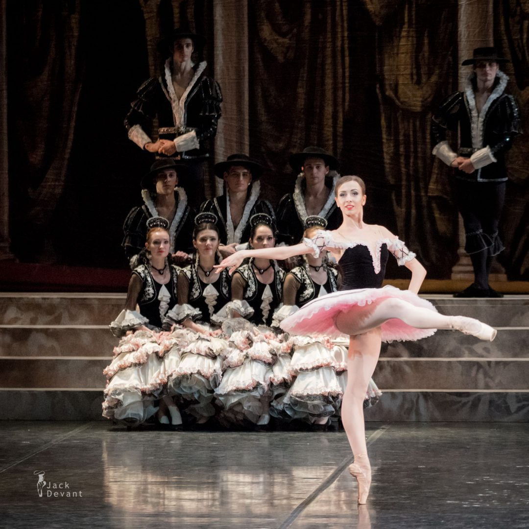Ekaterina Ivanova Don Quixote grand PDD variation