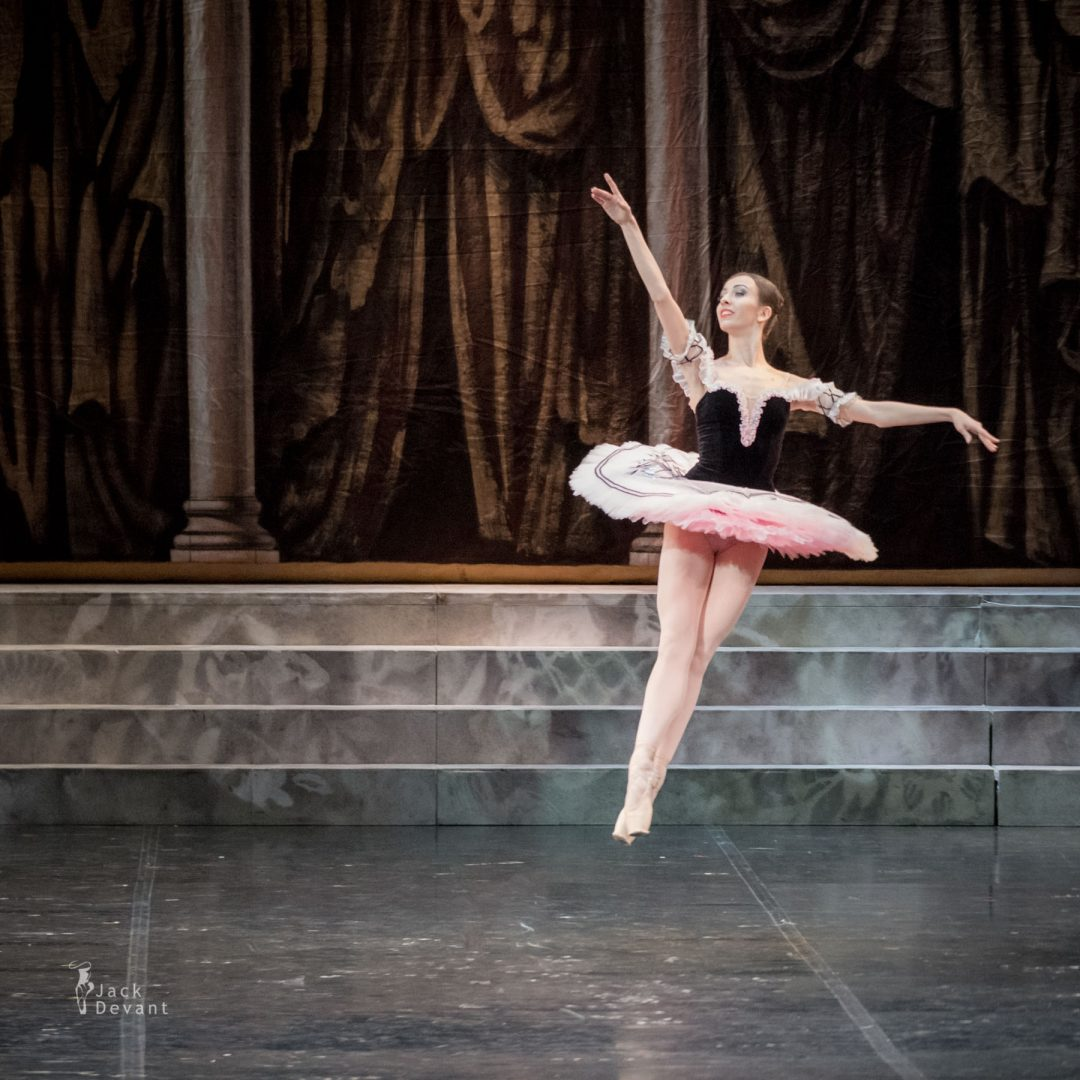 Ekaterina Ivanova (Rus. Екатерина Иванова) in Don Quixote grand PDD variation