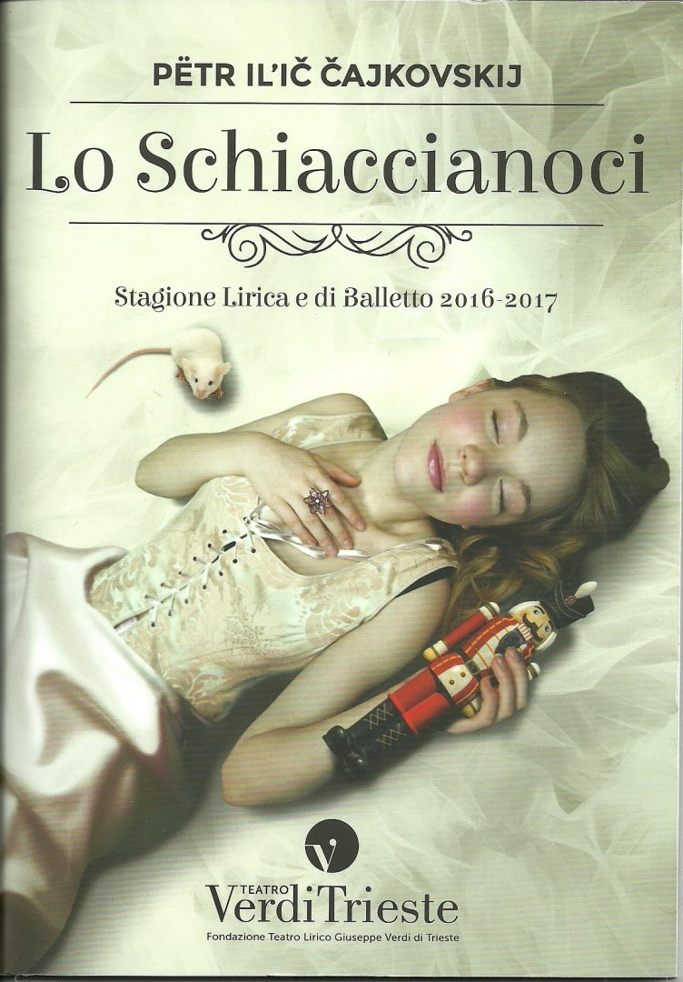 Lo Schiaccianoci (The Nutcracker), music by Pyotr Ilyich Tchaikovsky, new choreography by Amadeo Amodio