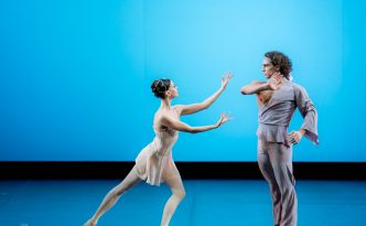 Anastasia Matvienko (Анастасия Матвиенко) and Ivan Vasiliev (Иван Васильев) in pdd from The Talisman