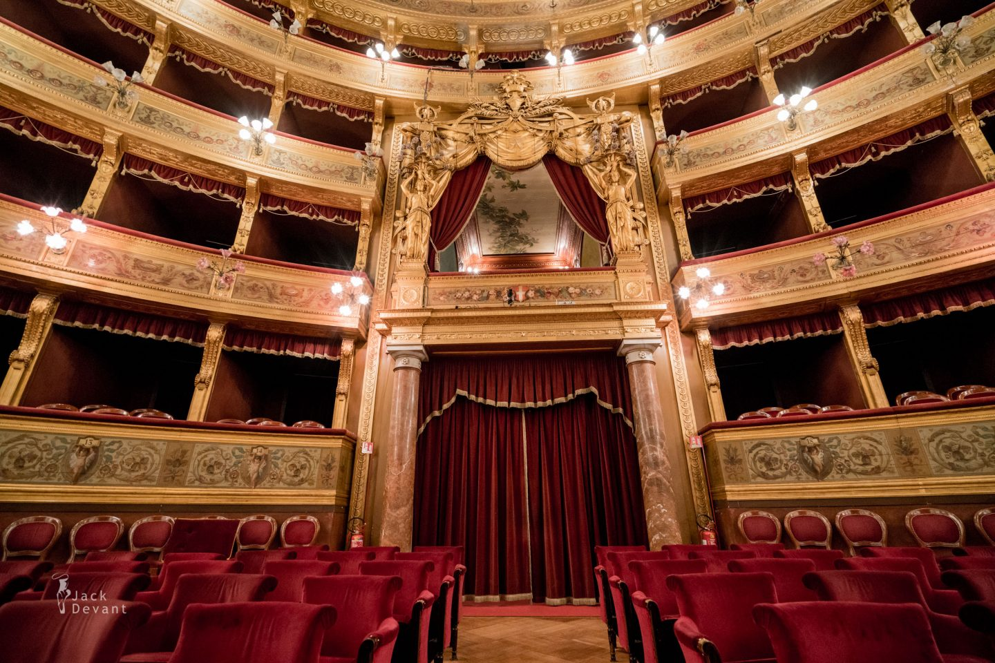 Teatro Massimo Royal Box